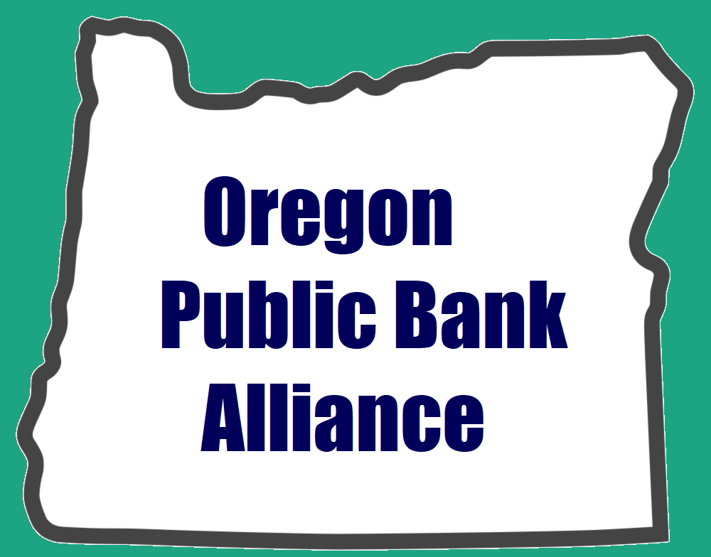 Oregon Public Banking Alliance