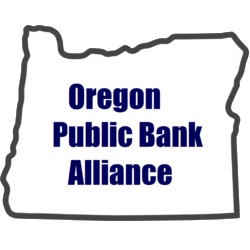 Oregon Public Bank Alliance
